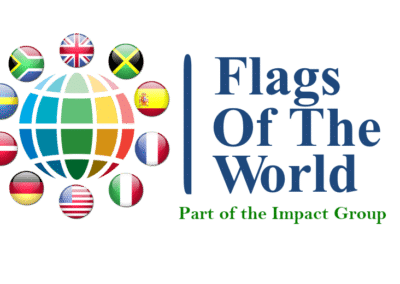 Flags Of the world Logo